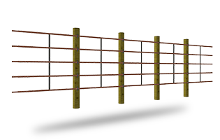 Continuous Fence ANGLED - Website Produc