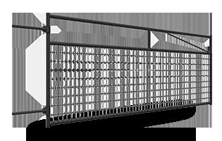 Lemsco Series Mesh Gate ANGLED - Website