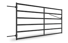 Thrifty Series Gate ANGLED - Website Pro
