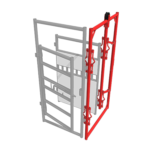 Hydraulic Cattle Squeeze Chutes - Websit