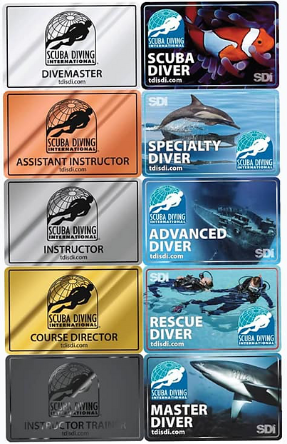 SDI Diver Card.png