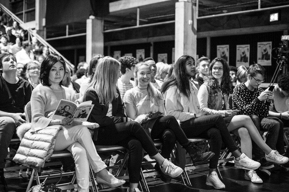 Finde dein Publikum