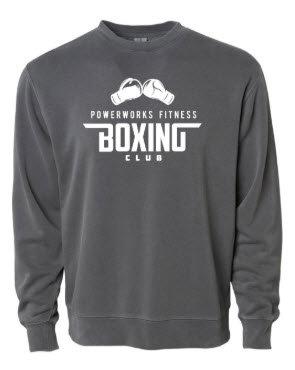Kickboxing Crewneck Sweatshirt