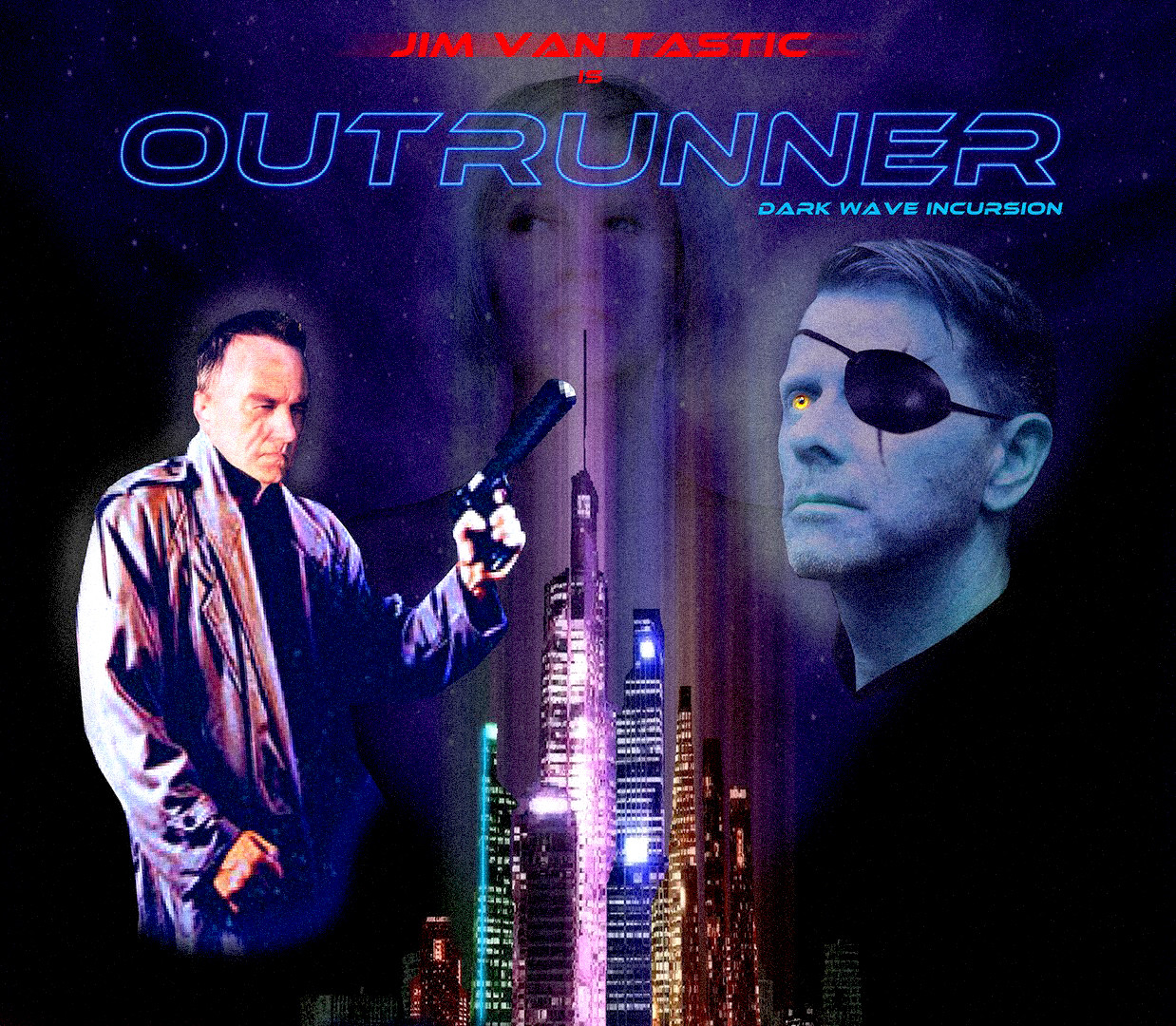 Outrunner: DarkWave Incursion