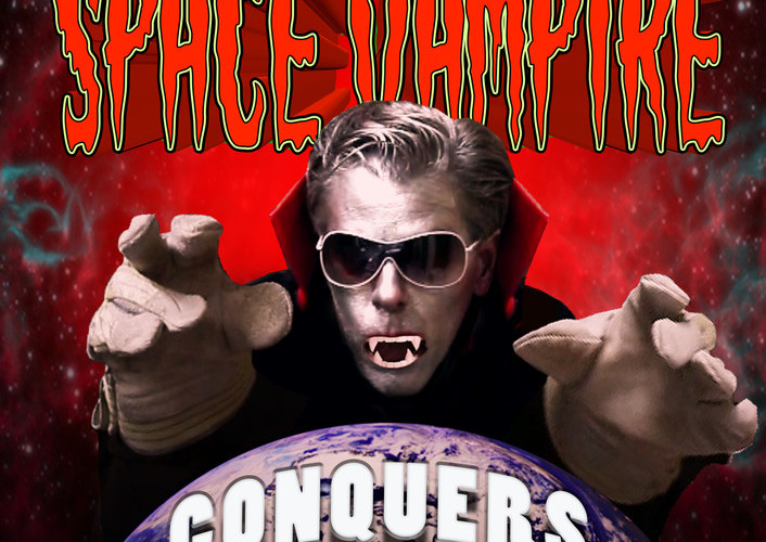 Space Vampire Conquers the Earth!