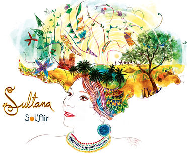 sultana album sol'air