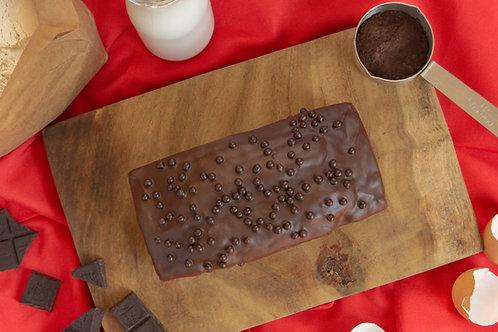 Panqué de Chocolate
