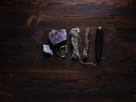 Limpia tus piedras y llénate de energía