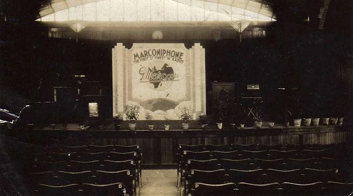 regent cinema deal interior