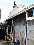 The Regent cinema in decay 2014