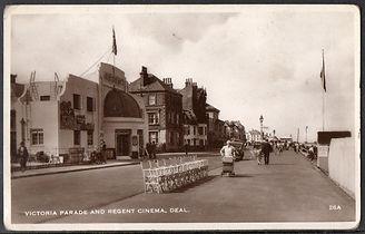 regent cinema deal kent