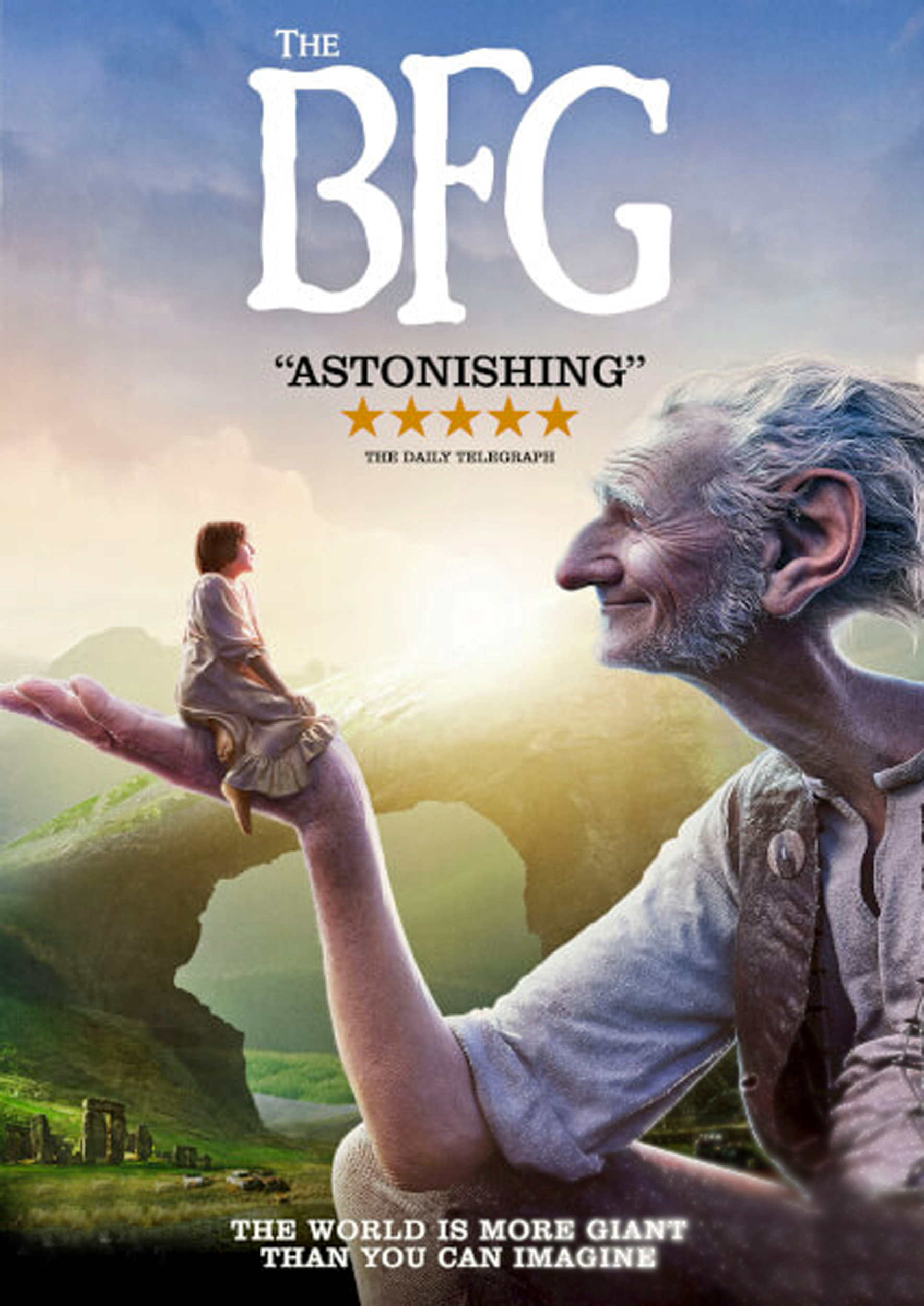 Fundraising screening of The BFG
