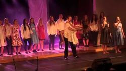 """""""Magic Musical"""" ved Holtan Ungdomssk"""