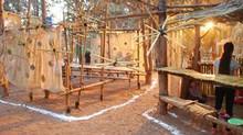 """מחנה ארגון - תשע""""ה, 2014. התקיים השנה ביער ציפורי."""