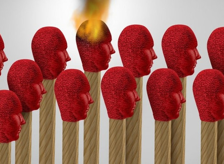 Is success anxiety burning us out?