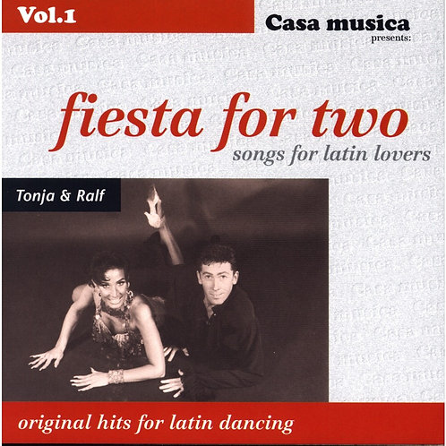 Fiesta for Two Vol. 1 CD