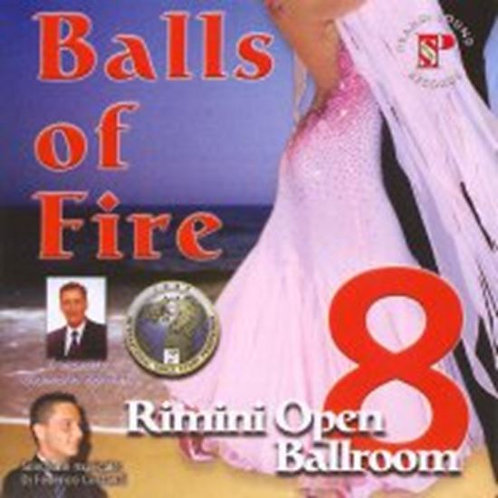 Balls of Fire 8 CD