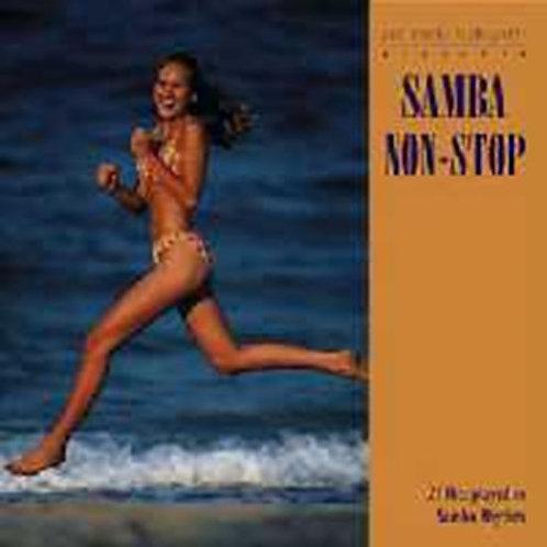 Samba Non-Stop CD