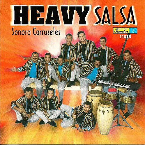 Heavy Salsa CD
