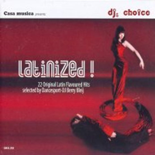 Latinized! CD
