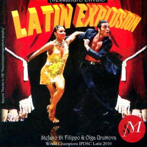Latin Explosion CD