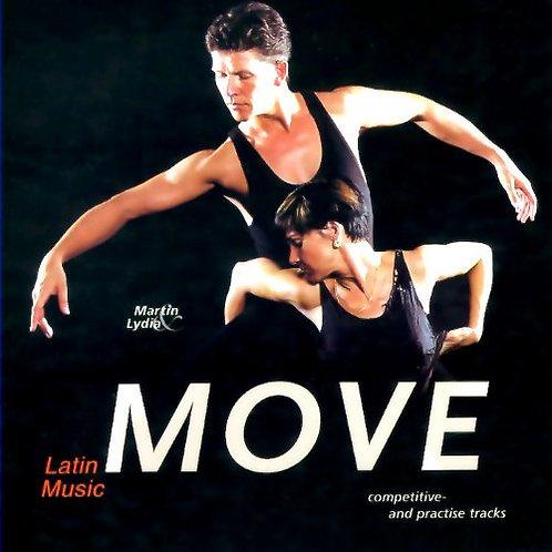 MOVE Latin Music CD