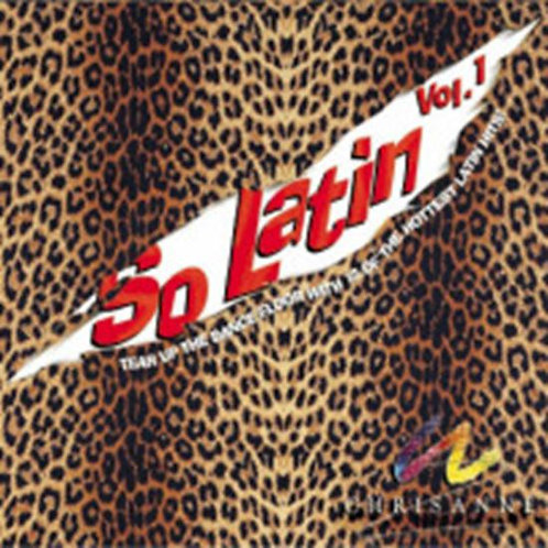 So Latin Vol. 1 CD