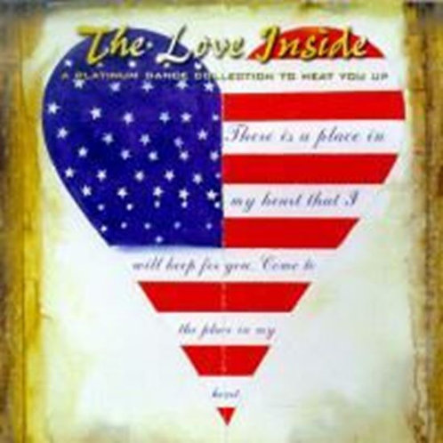 The Love Inside CD