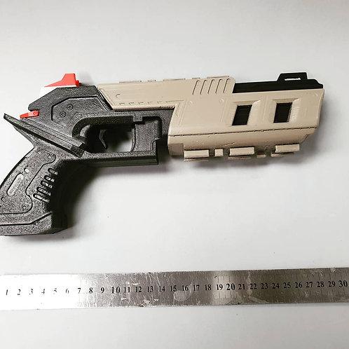 Mozambique Gun 3D Apex Legends