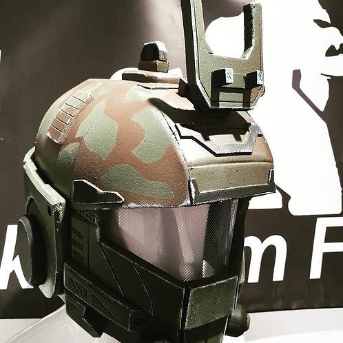 Titanfall Helmet Camouflage