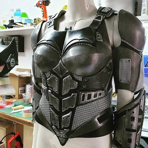 Bat Girl Corpetto+Mask