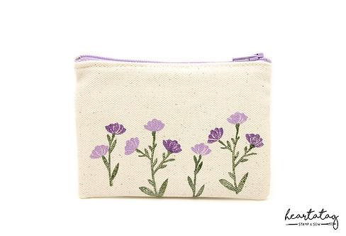 Wild Flowers Garden (Purple)