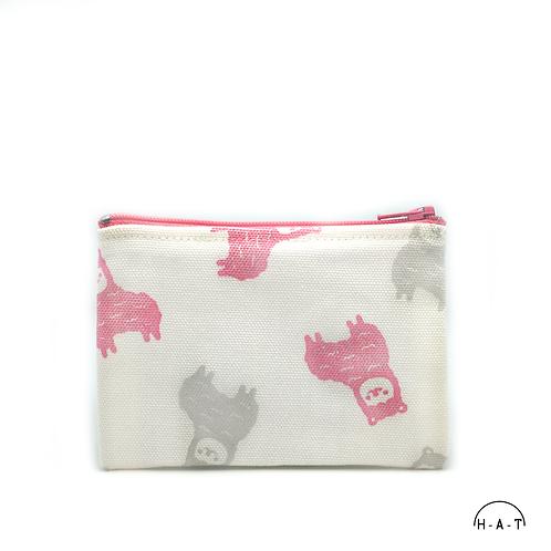 Llamas (Pink Grey)