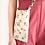 Thumbnail: Wild Flowers (Pink) Gaigai Sling Pouch