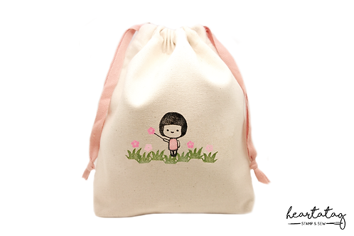 Meimei's Pink Flower Garden