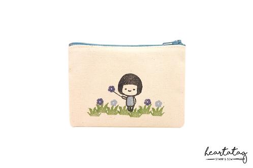 Meimei's Blue Flower Garden