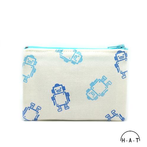 Blue Robots