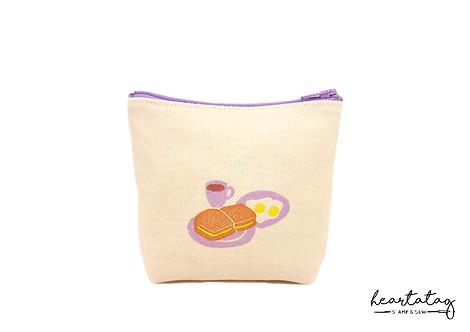 Kaya Toast Set (Purple)