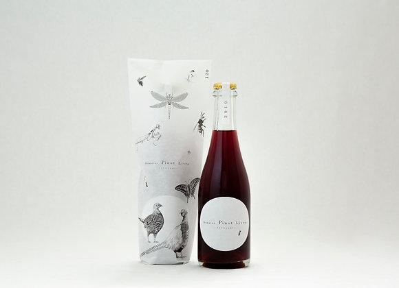 ドメーヌ ピノ・リーブル 2019 - 初穂 - PETILLANT