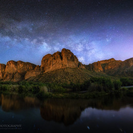 Salt River Milky Way