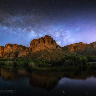 Salt River Milky Way