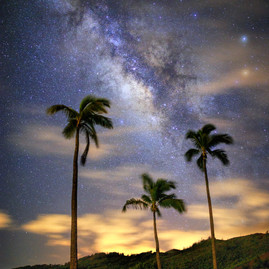 Kauai Milky Way
