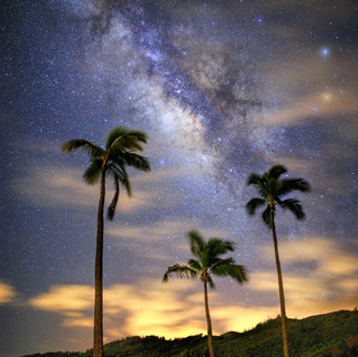 Kauai Milky Way