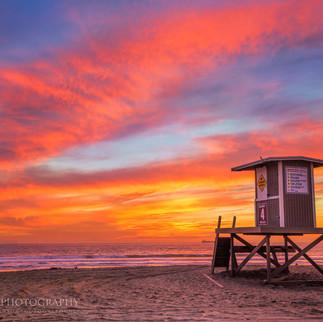 Tower 4 Sunset Beach