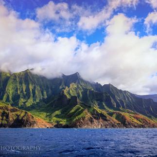Na' Pali Coast Kauai