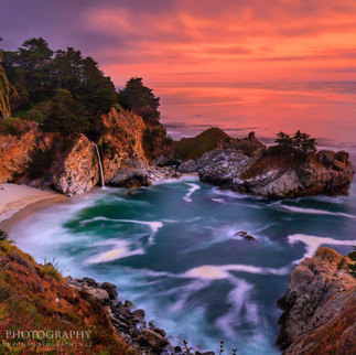 McWay Falls Photography
