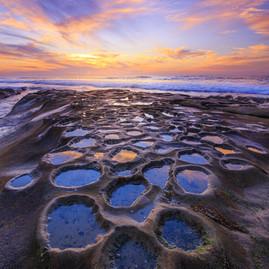 La Jolla Potholes