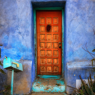 Barrio Viejo Door 1