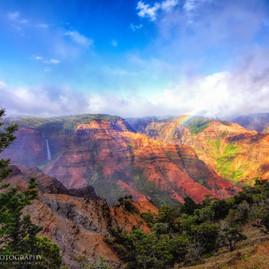 Kauai's Grand Canyon