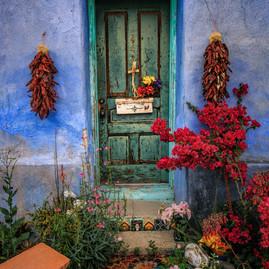 Barrio Viejo Door 2